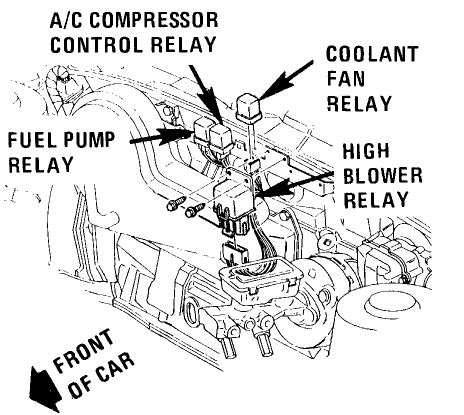 Have Pontiac Grand With Rough Idle