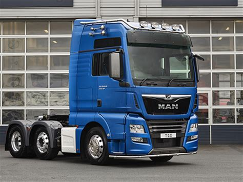 man truck bus uk  presenting  strong future proof
