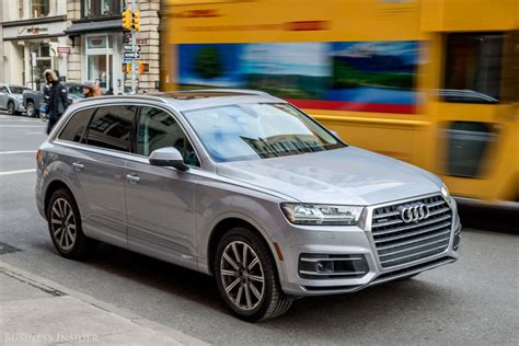 Audi Suv by The Audi Q7 Is Luxury Suv Perfection Business Insider