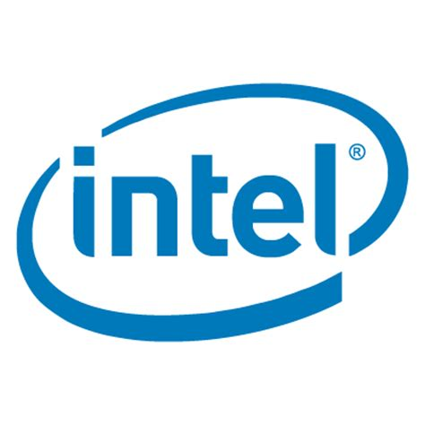 Intel logos vector (EPS, AI, CDR, SVG) free download