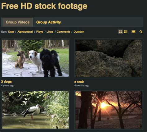 19 websites to download free stock video intros footage