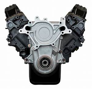 Atk Engines Vd57  Remanufactured Crate Engine For 1992