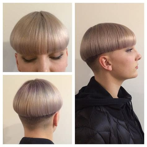 bowl cut styled smooth colorandcutbyme precision