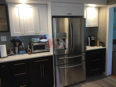 kitchen cabinet reviews amp testimonials 579 ice white shaker 162