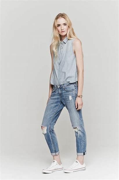 Boyfriend Jeans Rag Bone Clothing Lyst
