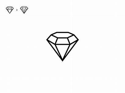 Sketch Symbol App Diamond Dribbble Inside Insert