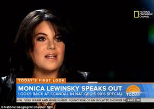 Monica Lewinsky Speaks Out About The Day Her Affair With