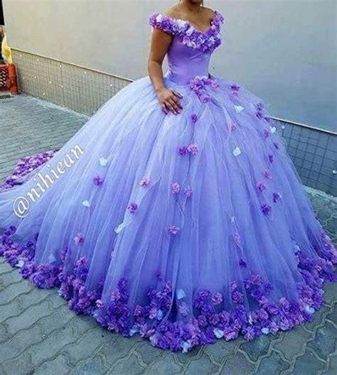 blue and purple wedding dress best 25 purple wedding gown ideas on purple