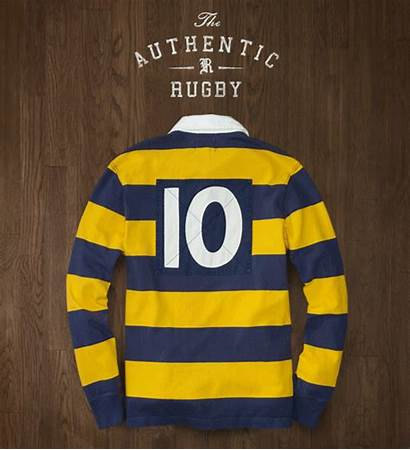 Rugby Lauren Ralph Authentic Shirts Mens Preppy