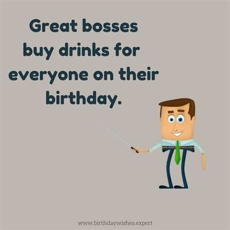 wonderful boss birthday wishes sayings picture