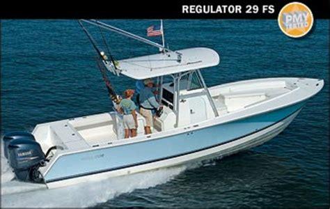 regulator  fs power motoryacht
