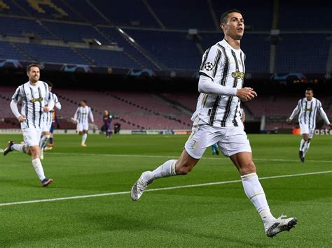 Champions League 2020: Juventus beat Barcelona, Cristiano ...
