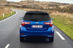 Toyota Yaris Hybrid Review  2020