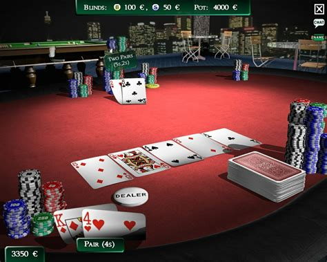 Gioco Di Poker Texas Holdem Gratis Texas Hold'em Poker Allin