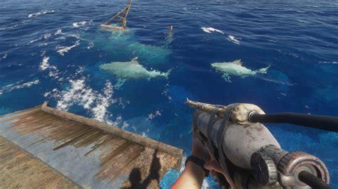 stranded deep ps4 game playstation screenshots games scenes sly