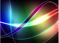 Neon Lines Keynote Template Free iWork Templates