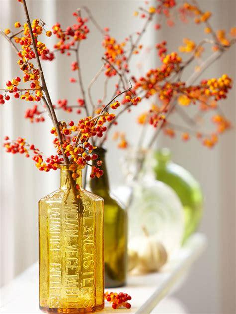 simple  fascinating diy fall decorations