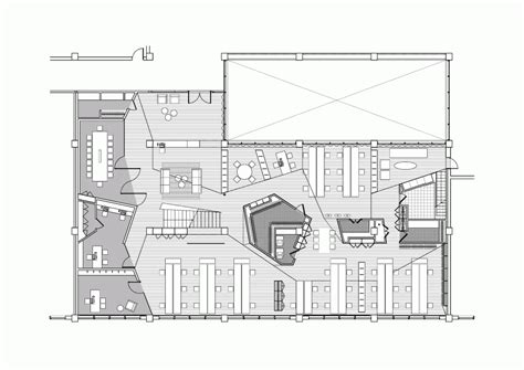 gallery of bgo headquarters byn 32 in 2019 design drawings office layout plan