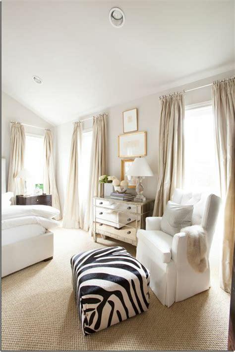 petit canap pour chambre le fauteuil zèbre dans 40 photos inspirantes