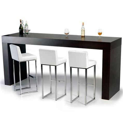 table de bar pour cuisine table a manger de bar