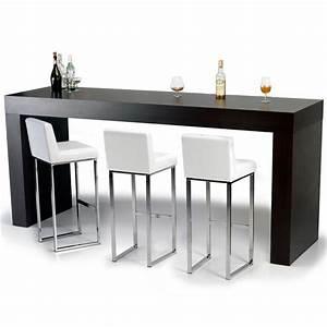 table a manger de bar