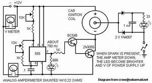 Ignition Coil Driver Circuit Diagram