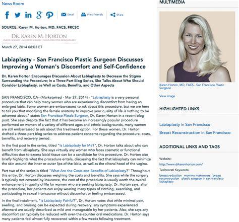 labiaplasty san francisco plastic surgeon discusses