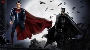 HQ Batman vs Superman Wallpaper | Full HD Pictures