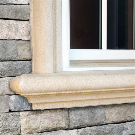Window Sill Products by 5 Quot Cast Window Sill Cornerstone Architectural