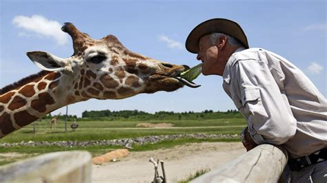 Jack Hanna's retirement birthday party at the Columbus Zoo ...