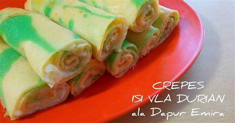 Puding jagung pandan bisa menjadi pilihan. 333 resep vla durian enak dan sederhana - Cookpad