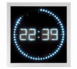 Uhr Zum Hinstellen : leuchtuhren ~ Michelbontemps.com Haus und Dekorationen