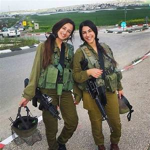 Beautiful Military Girls Of Israel (70 pics) - Izismile.com