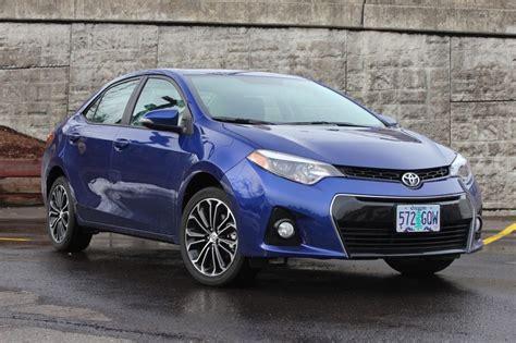Toyota Corolla 2014 S by 2014 Toyota Corolla S Five Things We Like