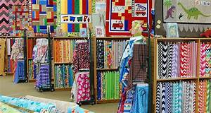 Top 10 Quilt Shop & Fabric Store, Sewing Machines and