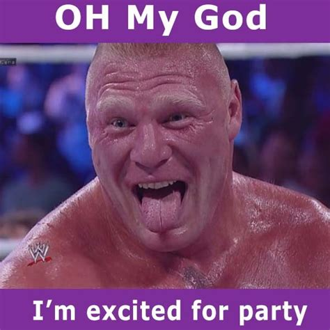 Brock Lesnar Meme - top funny wwe memes topnewsage