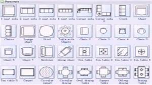 Floor Plan Symbols And Dimensions