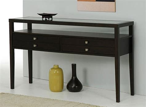 sofa tables with storage cheap cheap brown accent sofa console table with 2 large storage