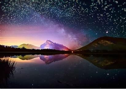 Sky Night Desktop