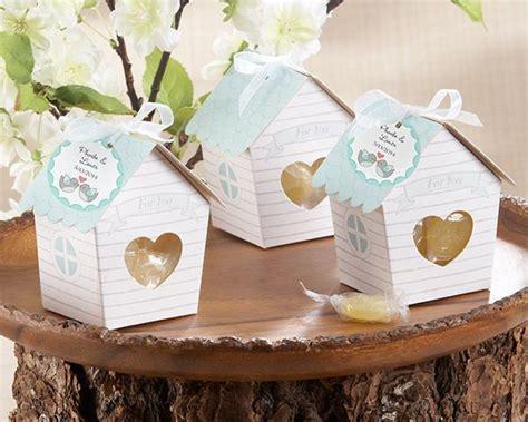 Love Nest Birdhouse Favor Boxes (set Of 24)