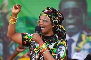 Business man dupes Zimbabwe first lady, Grace Mugabe , $1 ...