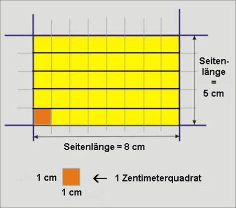 messen und berechnen von flaechen