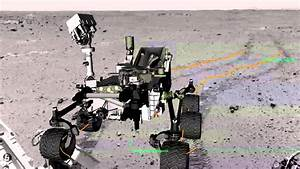 NASA Curiosity Rover Report -- September 19, 2013 - YouTube