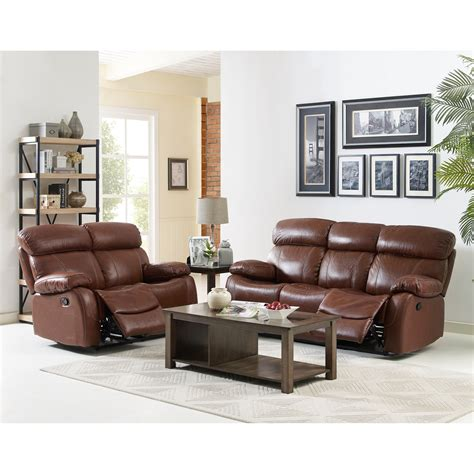 New Classic Dante Power Reclining Living Room Group Del