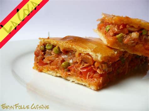 cuisine en espagnol la coca espagnole alicante version pisto eryn et