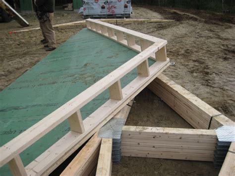 Wood Truss Erection Tips