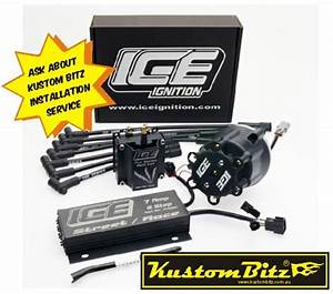 Holden 186 202 6 Cyl Ice Ignition Kit