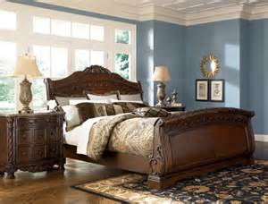 ashley furniture sleigh bed sleigh bed ashley furniture