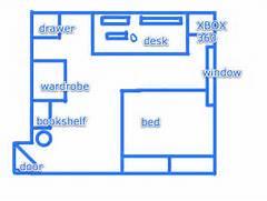 Bedroom Design Template by Efficient Bedroom Layout Bedroom Design Ideas 2017
