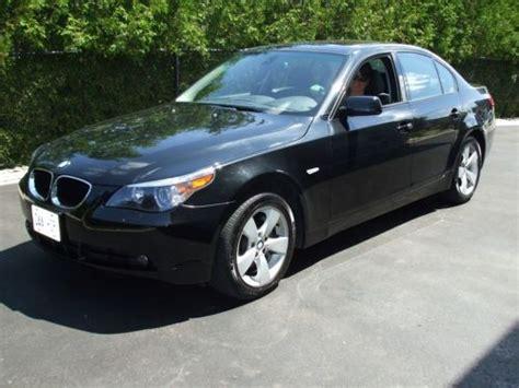 Buy Used 2006 Bmw 5series 530xi All Wheel Drive Black 4